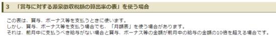 h29_源泉徴収税額表_賞与の画像