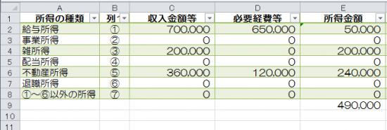 合計所得金額(見積額)計算_11