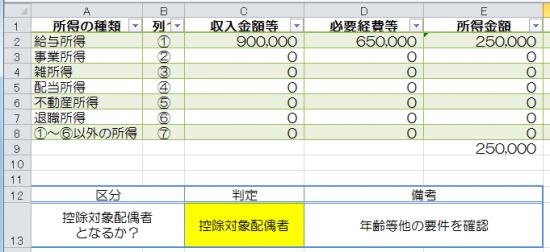 合計所得金額(見積額)計算_13