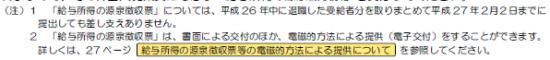 源泉徴収票の交付_12