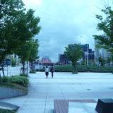 h2708_新潟駅のロータリーの画像