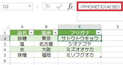 PHONETIC関数_12
