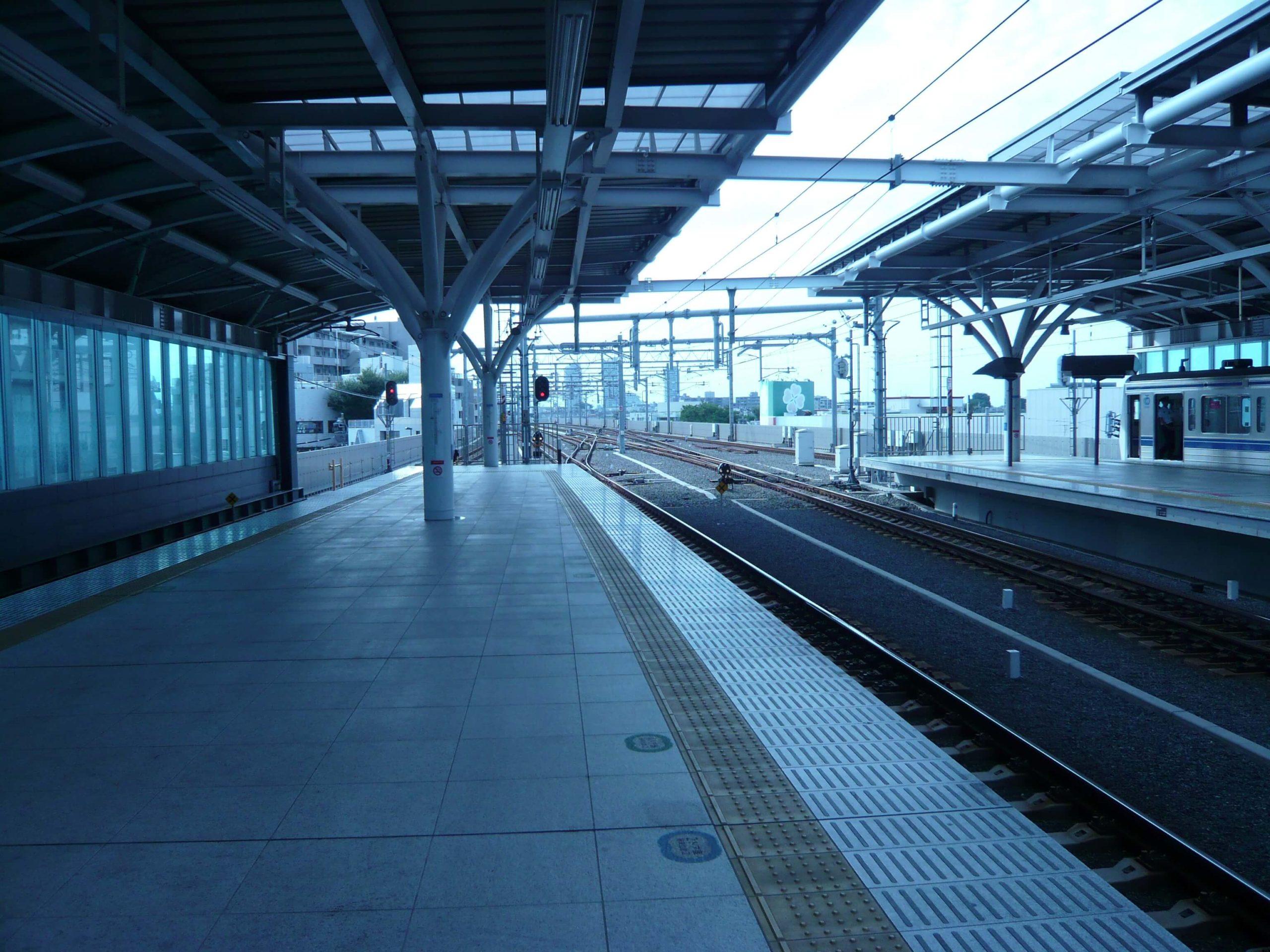石神井公園駅の画像