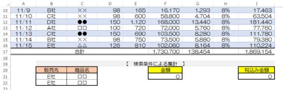DSUM関数_13
