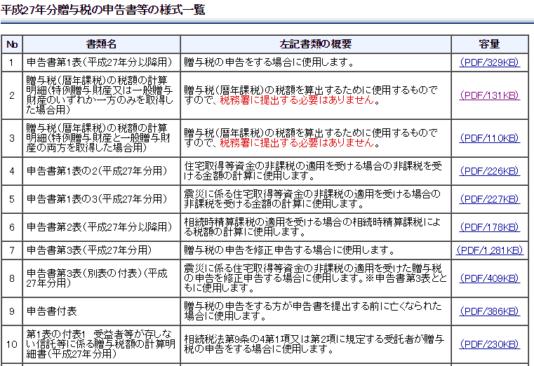 H27_贈与税申告書_13
