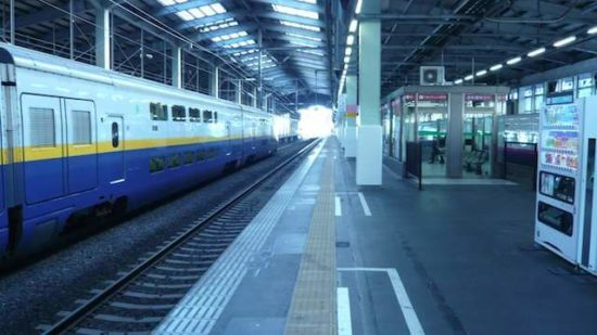 h28_新潟出張_新潟駅