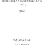 h28_東京都の都市鉄道答申の画像