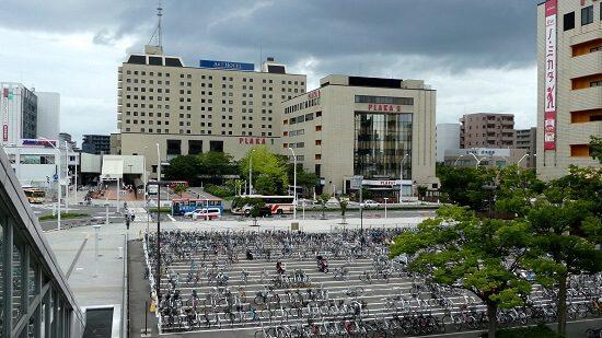 201708_新潟駅の南口の画像