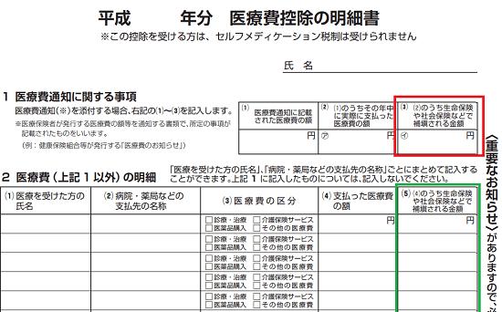 平成29年分-サラリーマンの確定申告-医療費控除等-15