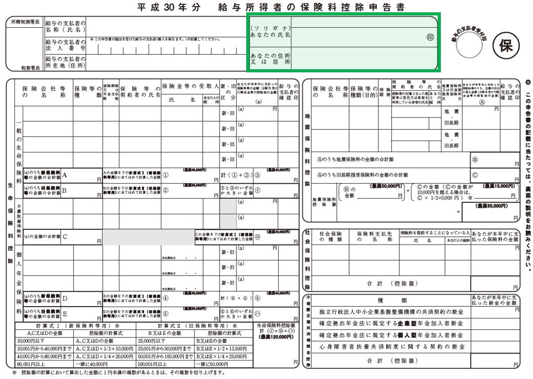 給与 所得 者 の 扶養 控除 申告 書 書き方