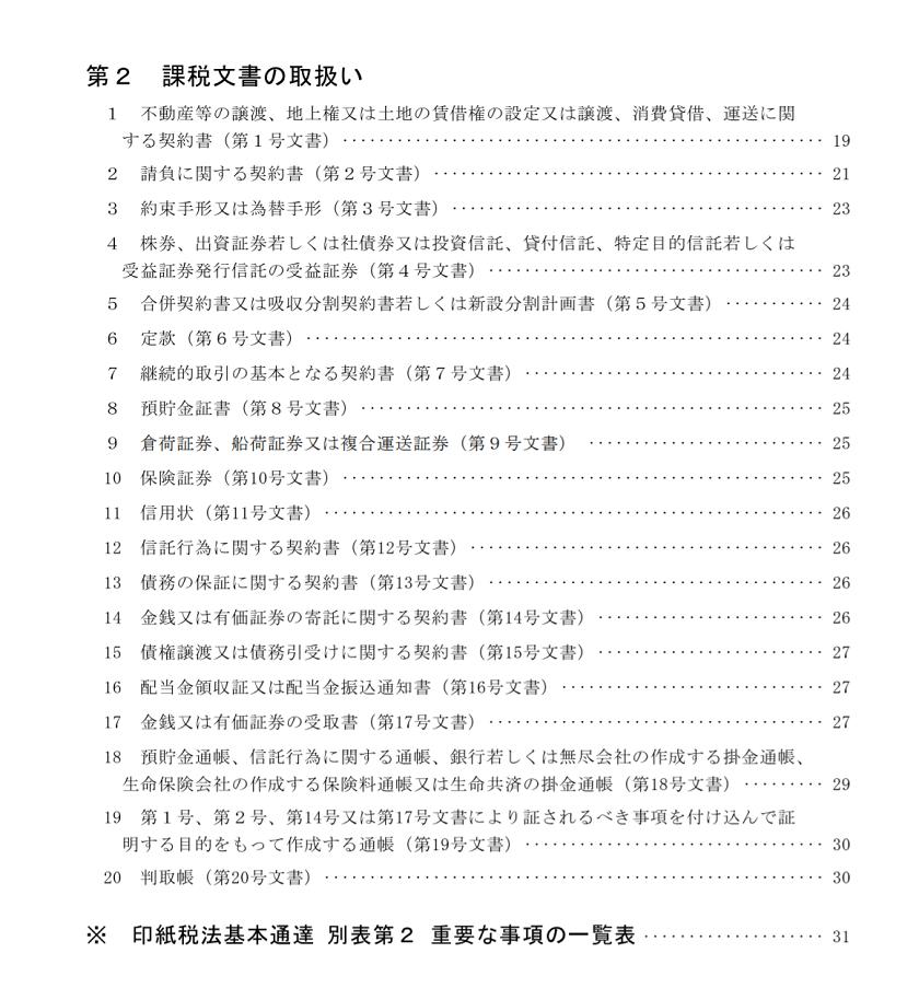 令和2年6月-印紙税の手引-13