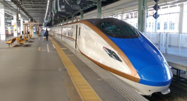 2021年10月-新潟駅